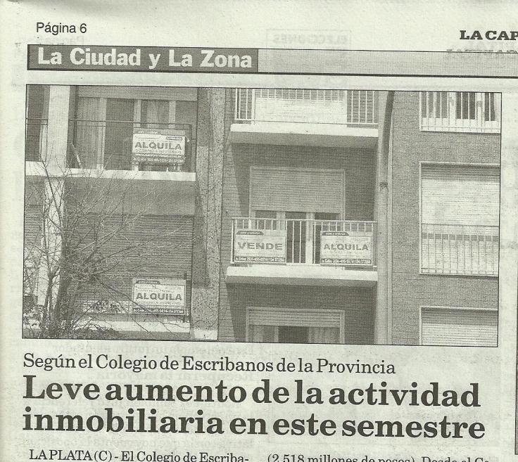 Carteles de Sanz y Ordoqui Propiedades.