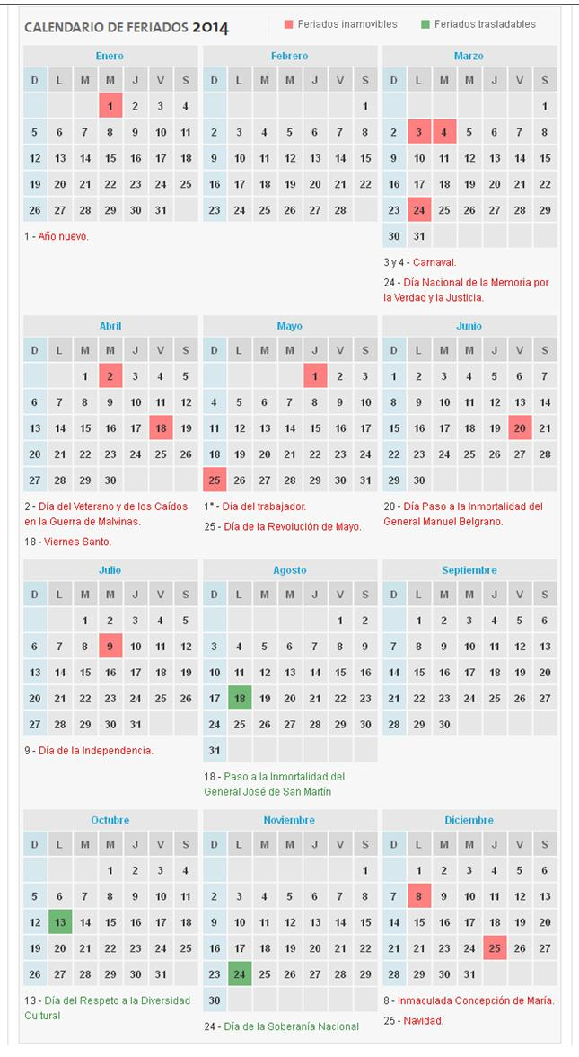 feriados2014