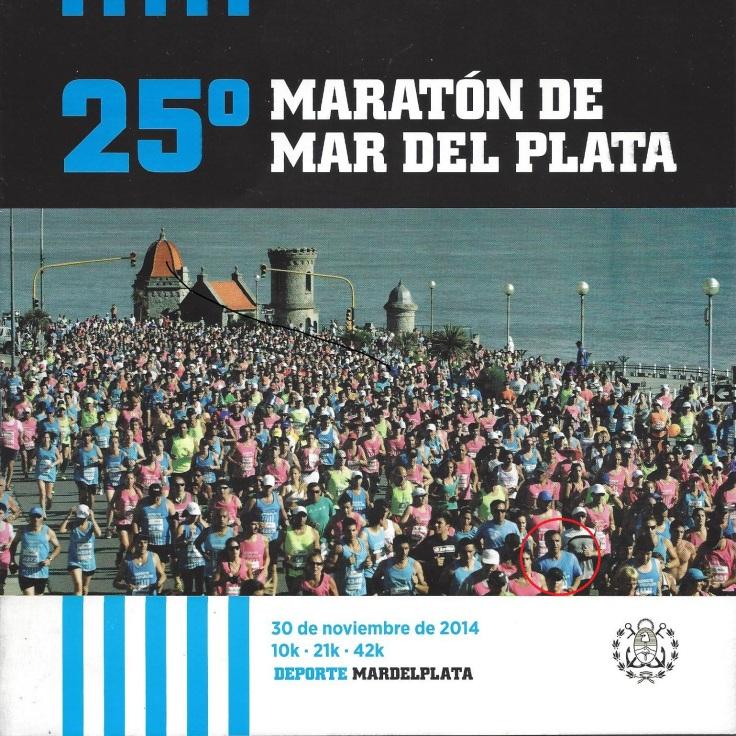 Maraton _Mar del Plata 2014